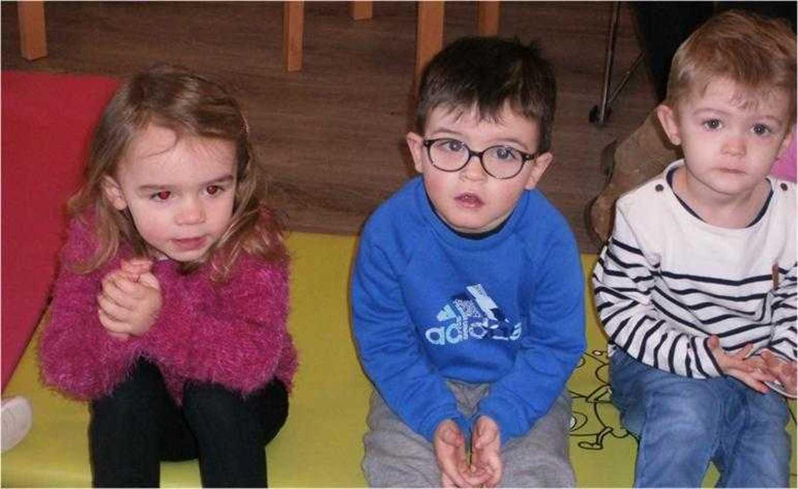 Photos des bébés lecteurs - Séance du 10 janvier image3