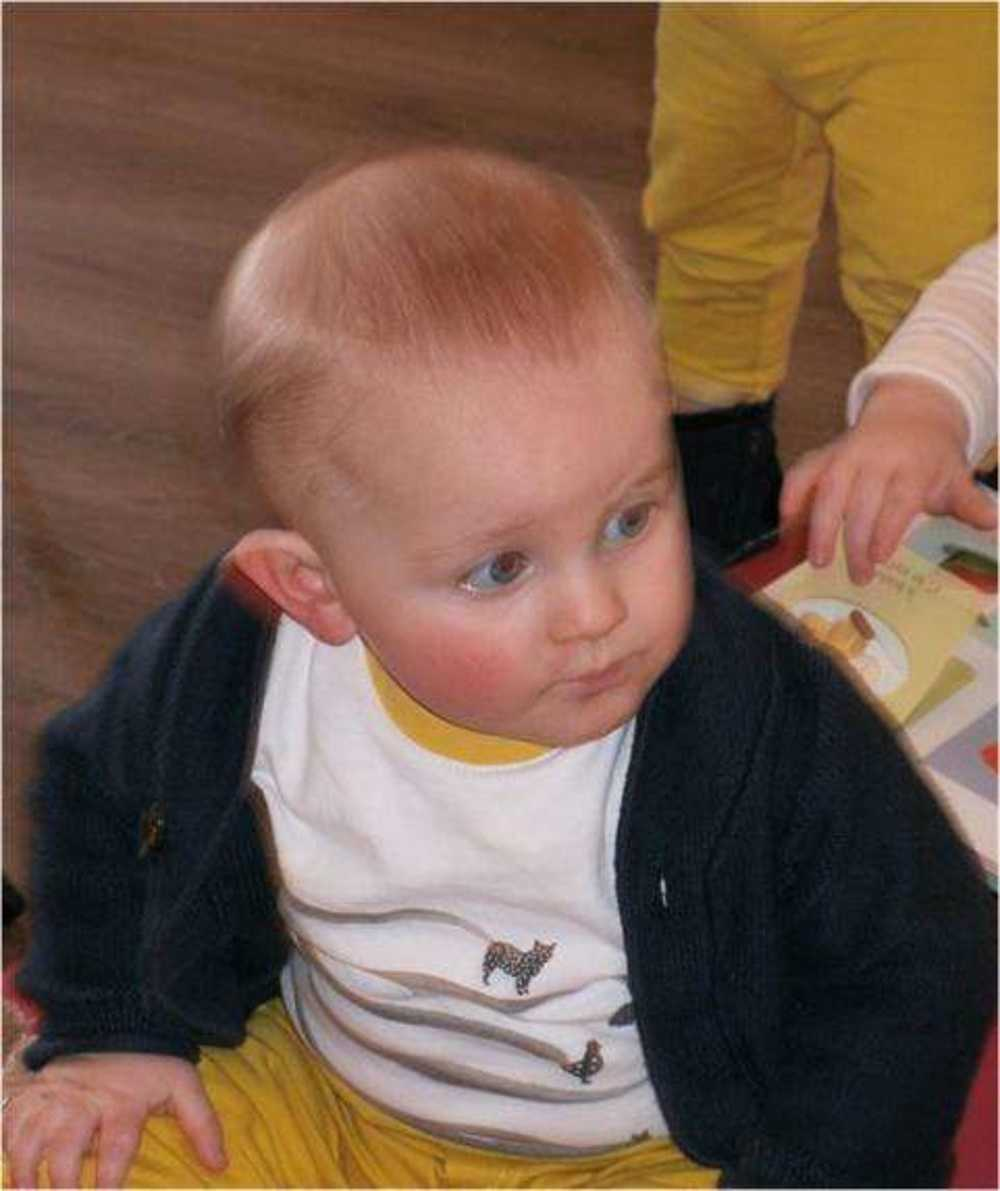 Photos des bébés lecteurs - Séance du 10 janvier image6