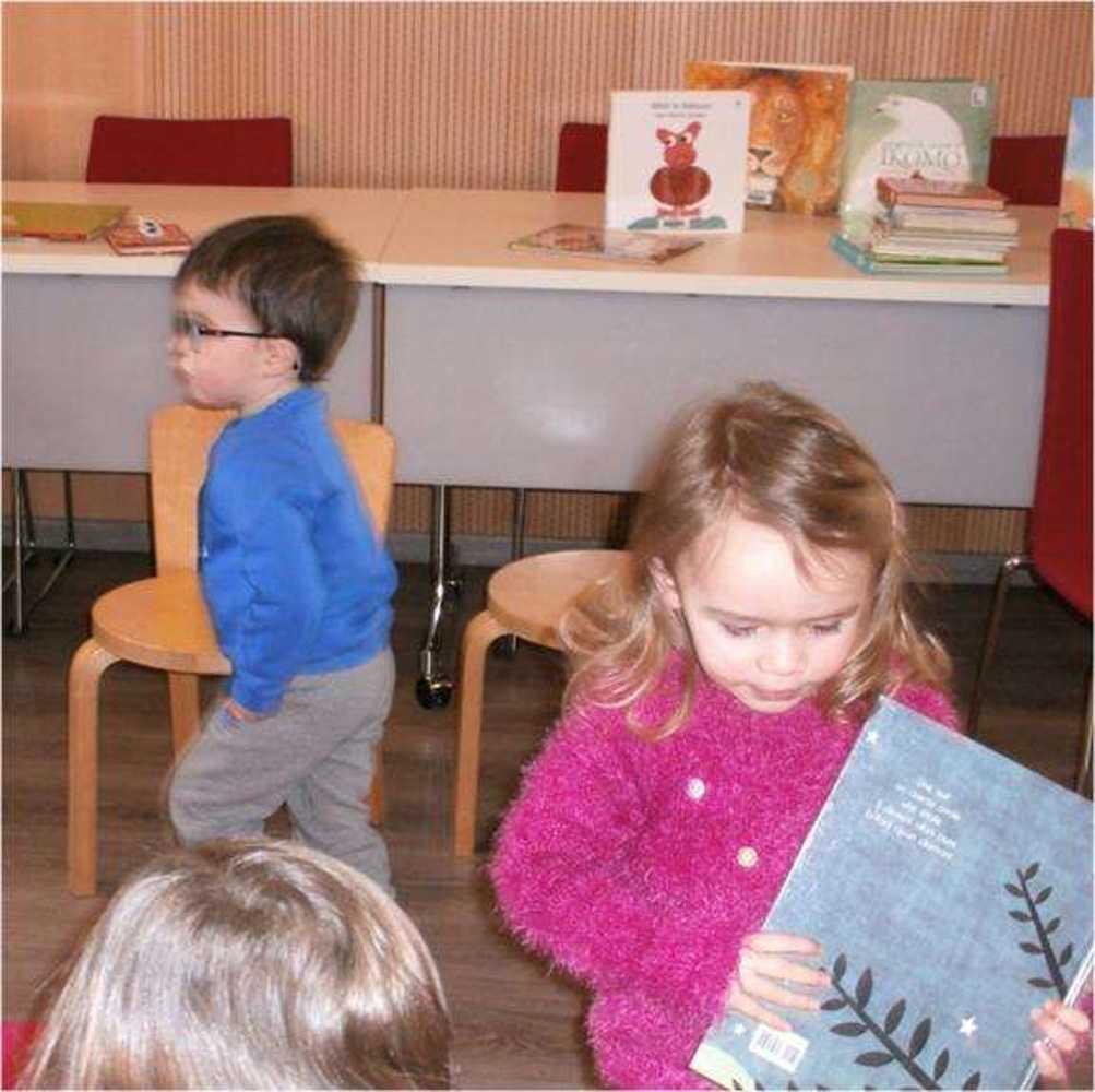 Photos des bébés lecteurs - Séance du 10 janvier image9