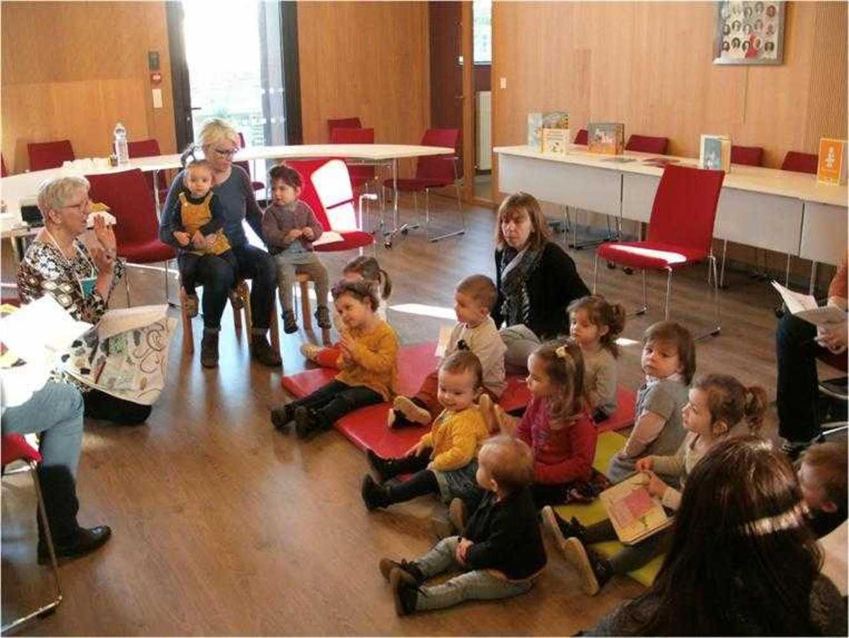 Photos Séance Bébés Lecteurs Jeudi 14 février image2