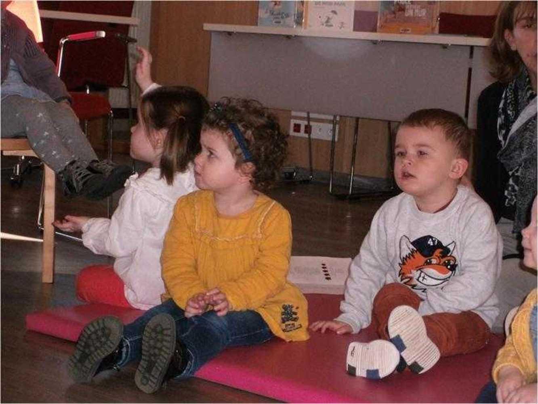 Photos Séance Bébés Lecteurs Jeudi 14 février image4