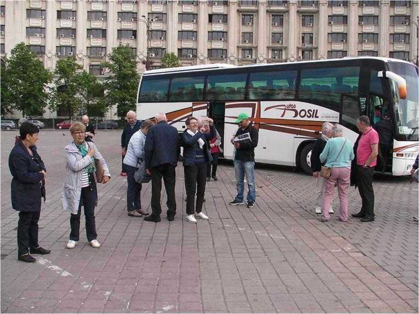 Les Aînés du Lié : photos du voyage en Roumanie image2