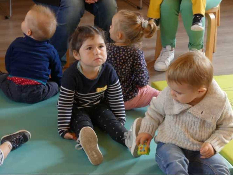 Photos des bébés lecteurs - Séance du 12 septembre image4