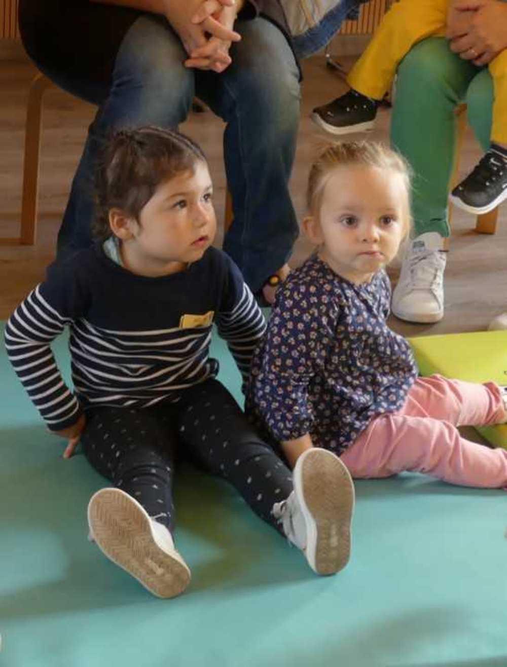 Photos des bébés lecteurs - Séance du 12 septembre image7