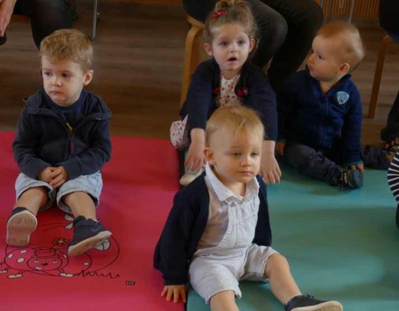 Photos des bébés lecteurs - Séance du 12 septembre image9