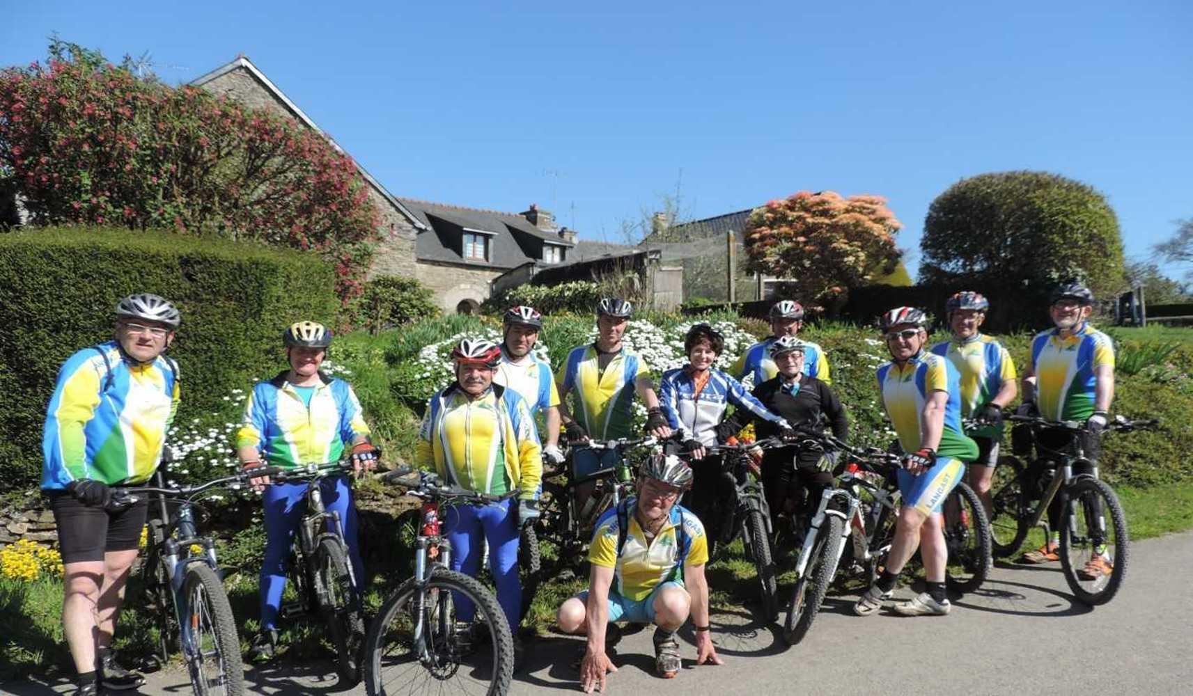 Club Cyclotouriste Langastien image1