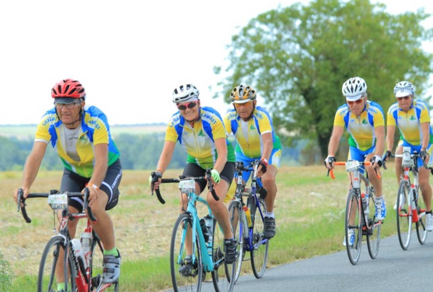Club Cyclotouriste Langastien 0