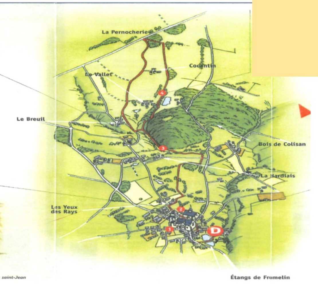 Circuit de 11,5 km- Sur les traces du train des Côtes du Nord 0