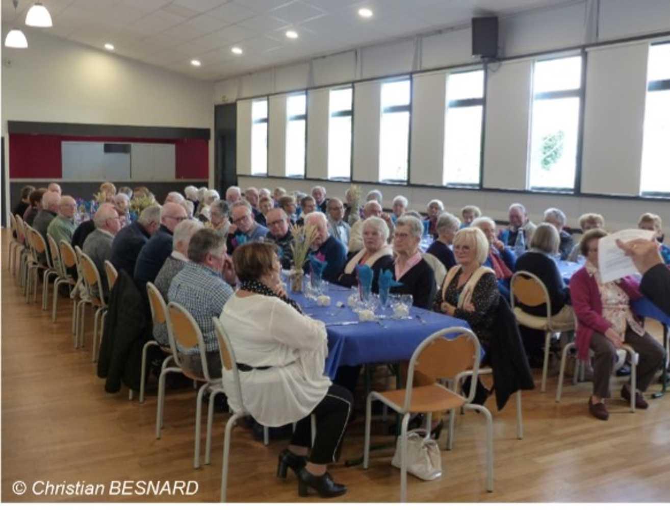Photos des repas du CCAS image2