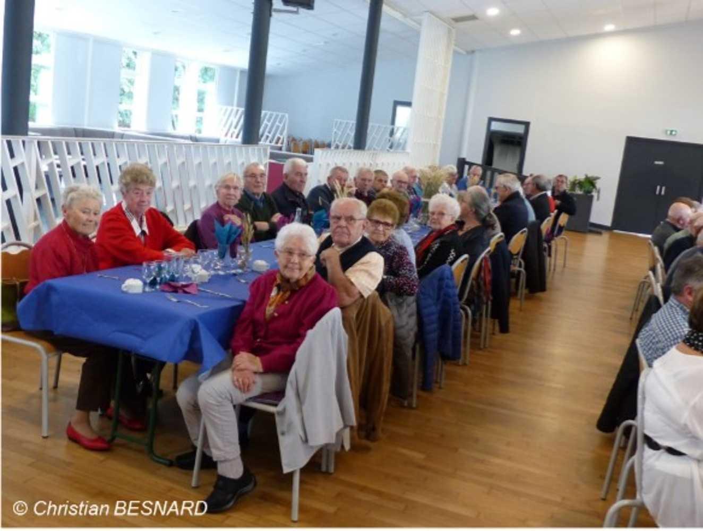 Photos des repas du CCAS image3