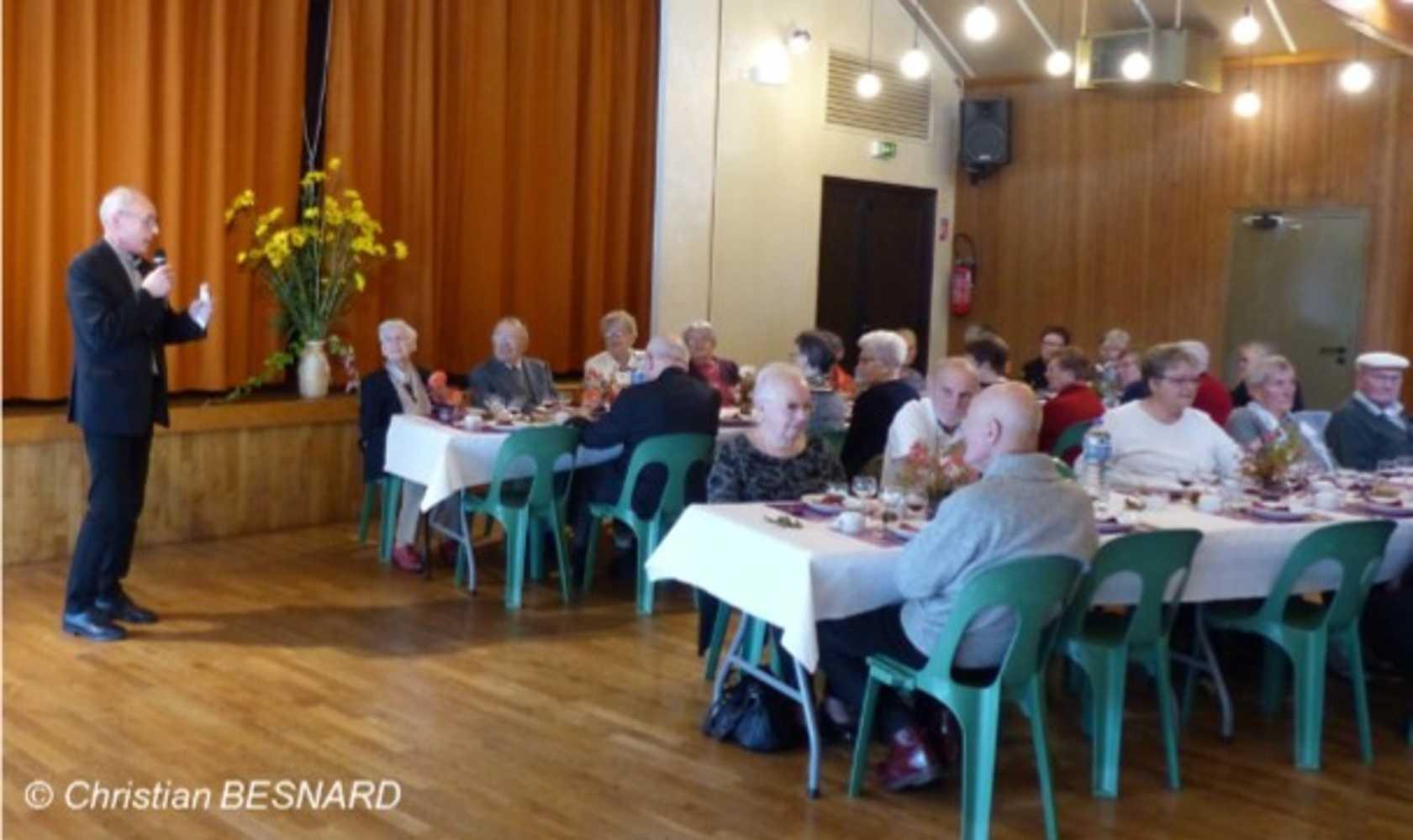 Photos des repas du CCAS image5
