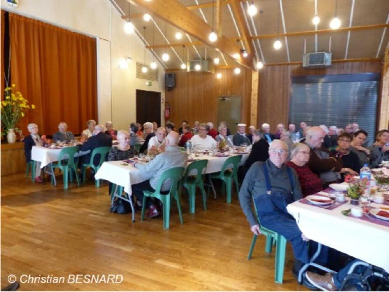 Photos des repas du CCAS image6