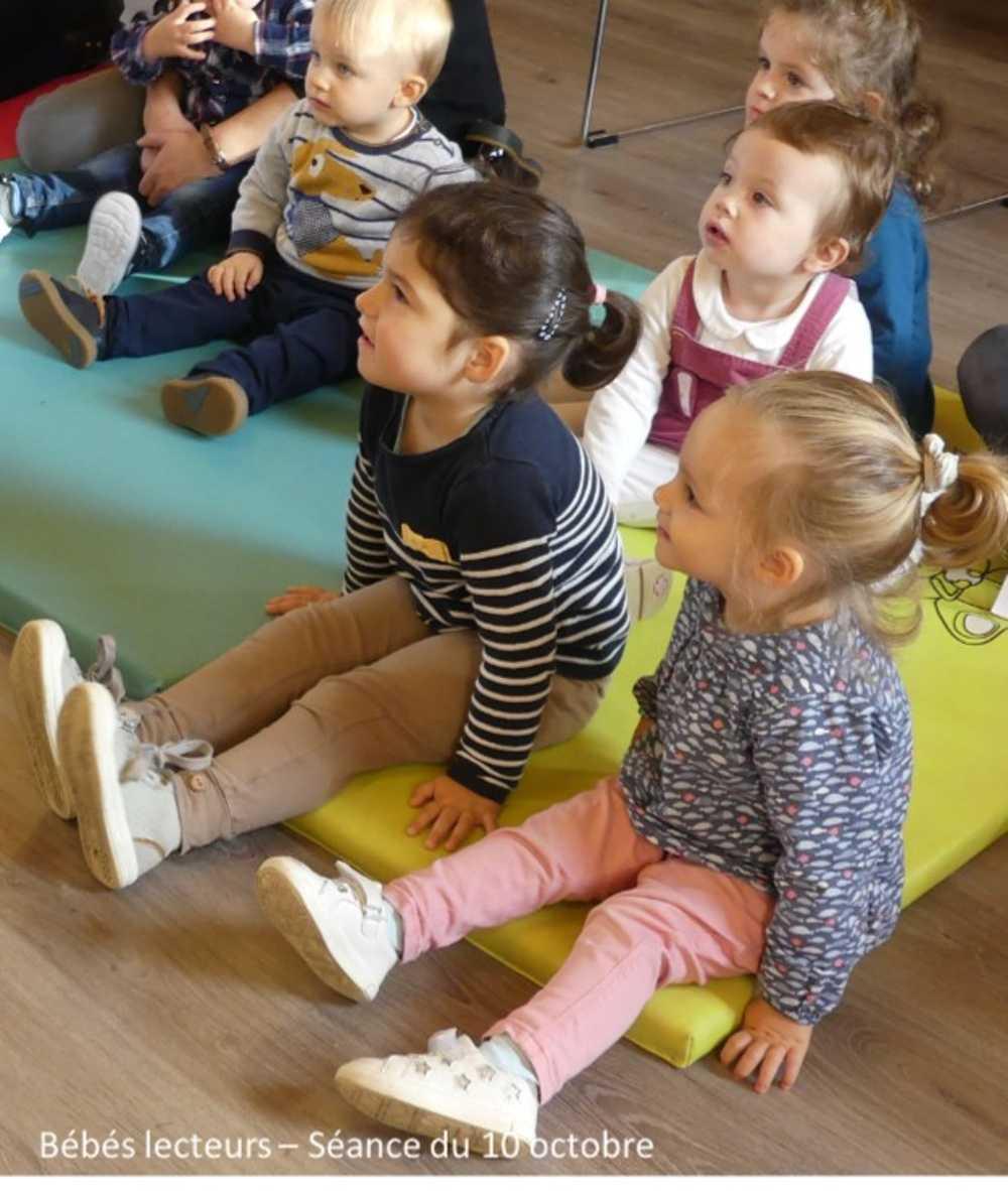 Bébés lecteurs : photos de la séance du jeudi 10 octobre image2