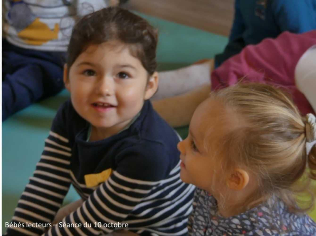 Bébés lecteurs : photos de la séance du jeudi 10 octobre image4