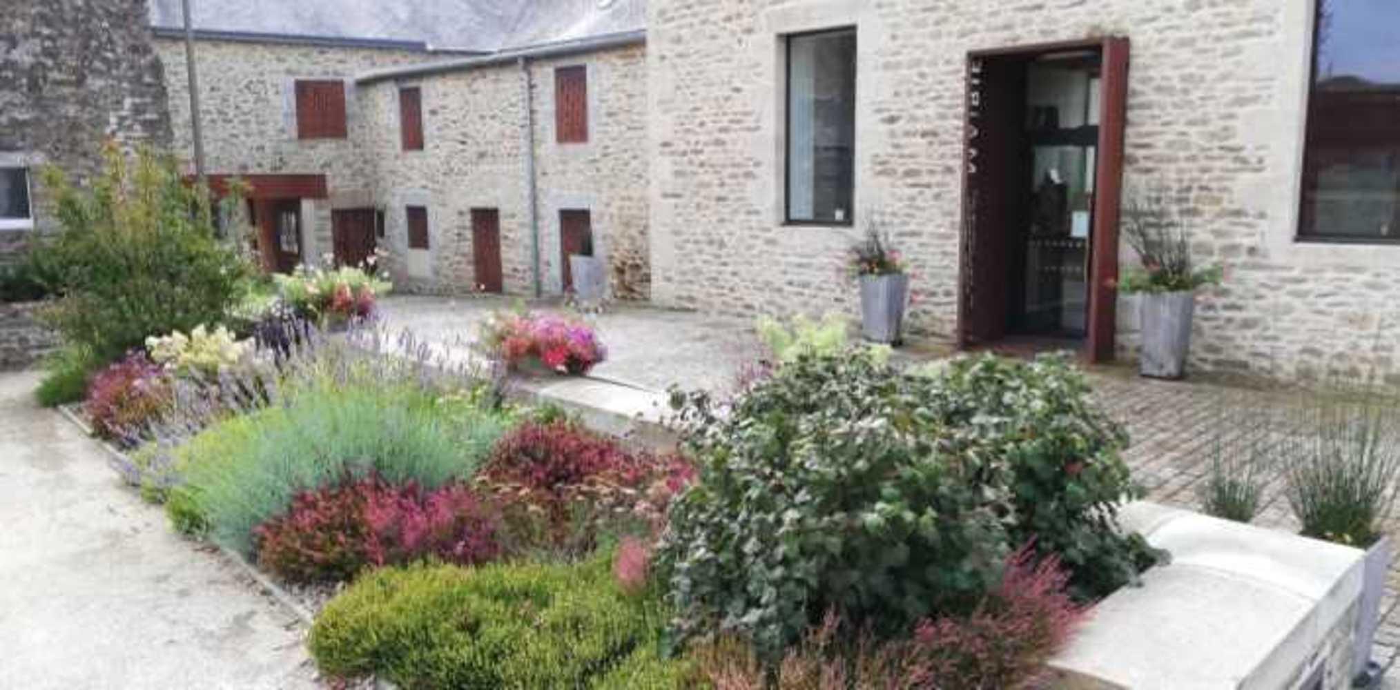 Concours régional villes et villages fleuris : Première Fleur pour Plouguenast-Langast image4