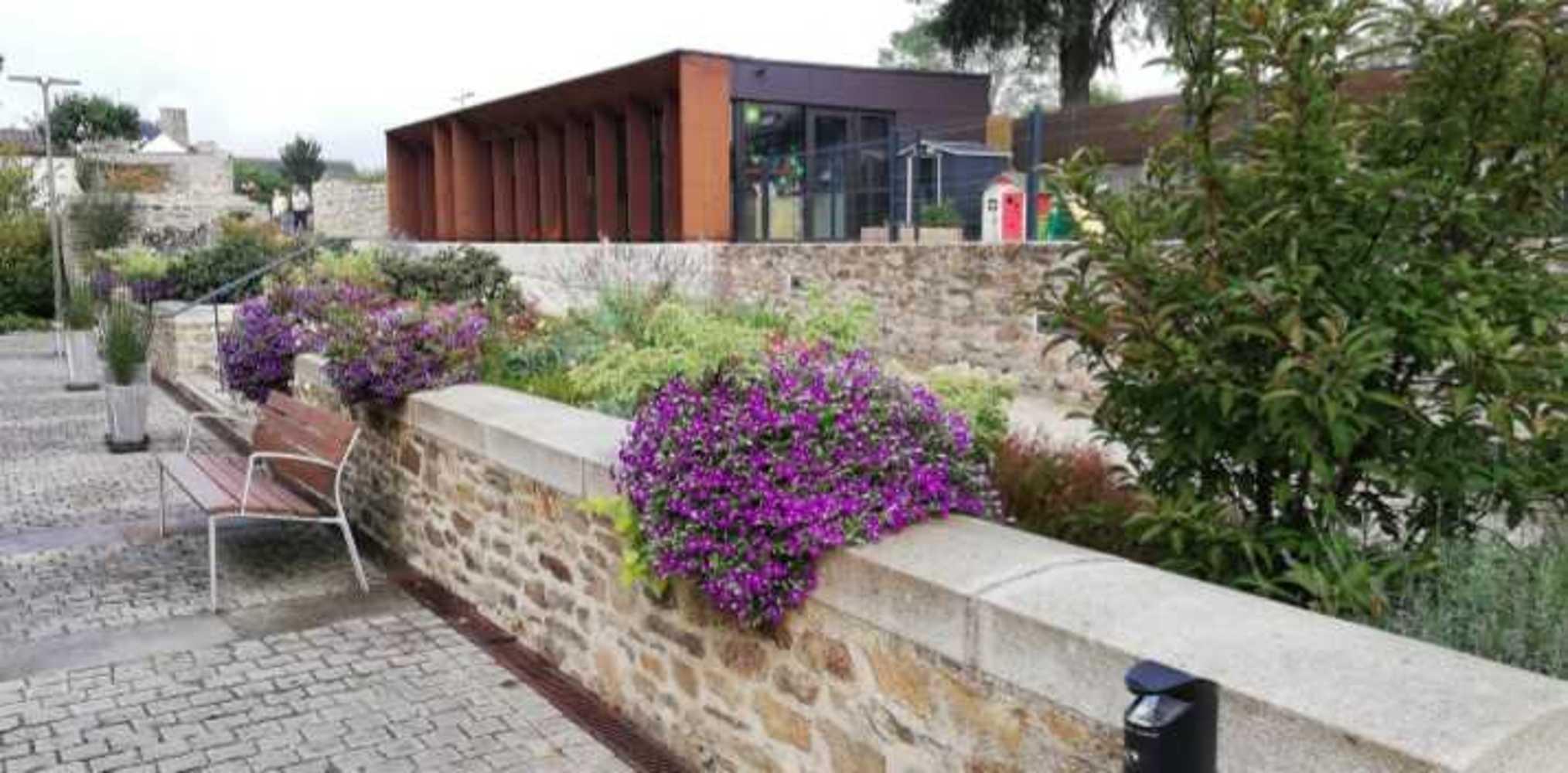 Concours régional villes et villages fleuris : Première Fleur pour Plouguenast-Langast image5