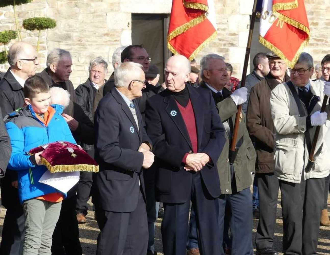 Photos des cérémonies du 11 novembre image4