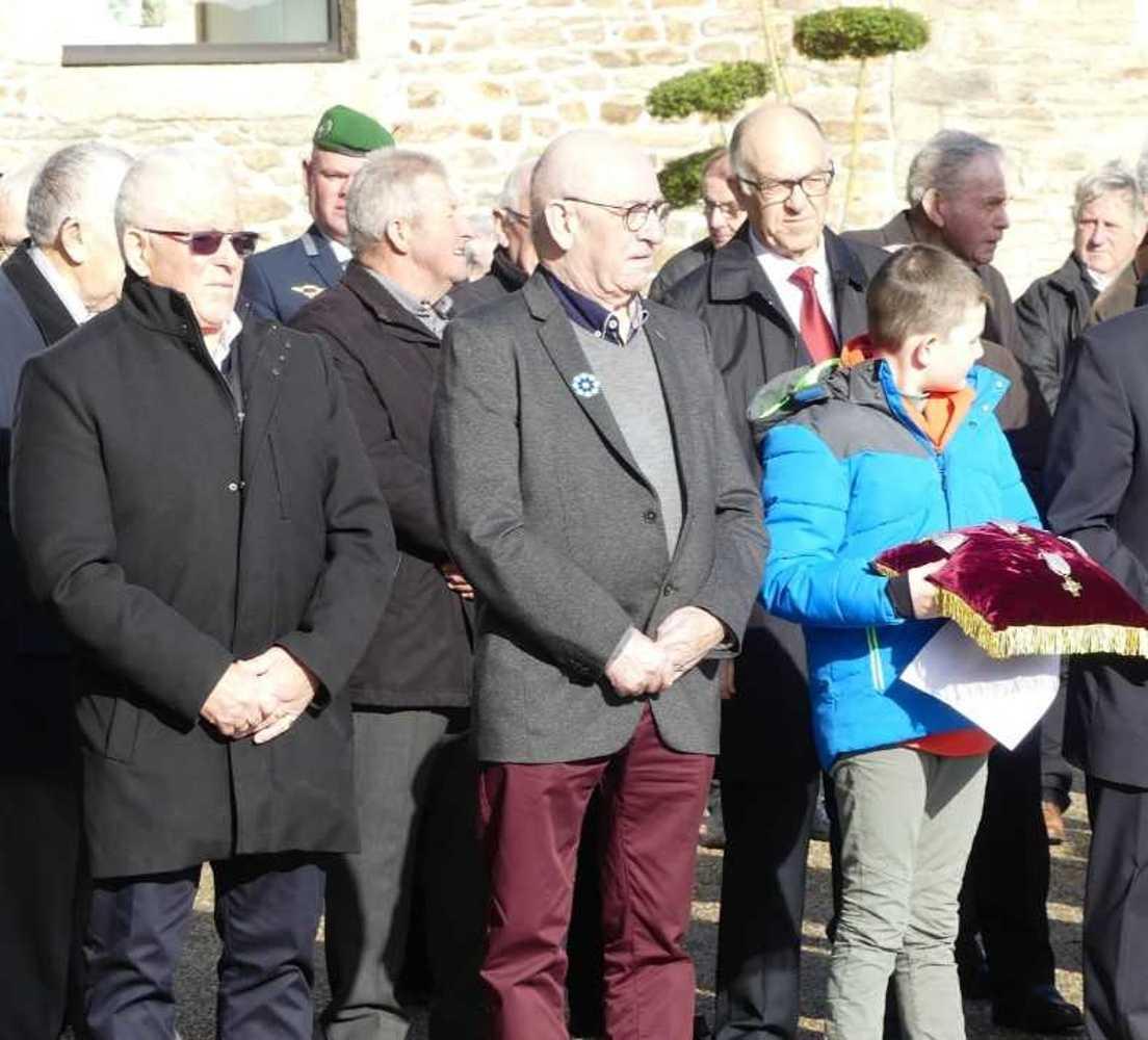 Photos des cérémonies du 11 novembre image5
