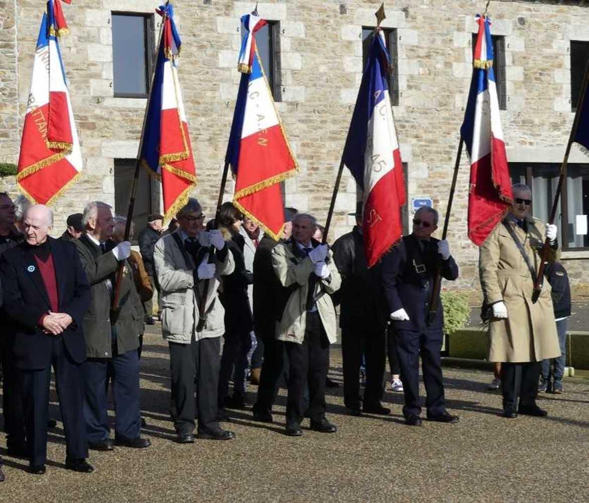 Photos des cérémonies du 11 novembre image6