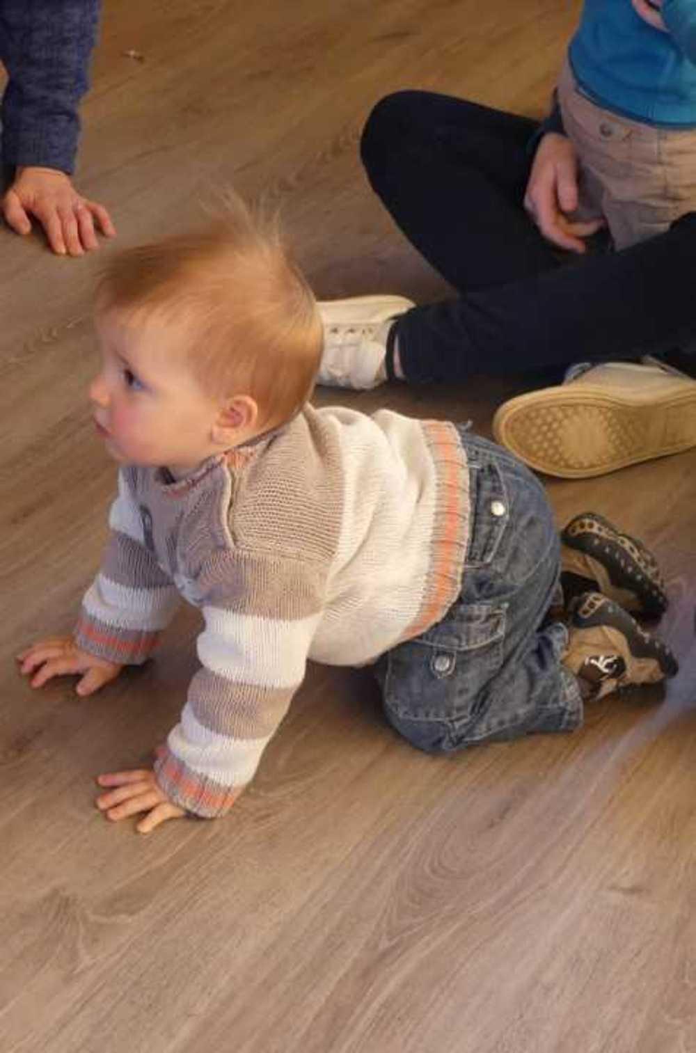 Photos de la séance bébés lecteurs du 14 novembre image2