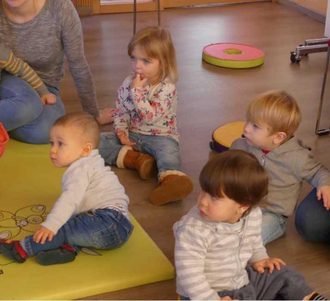 Photos de la séance bébés lecteurs du 14 novembre image3