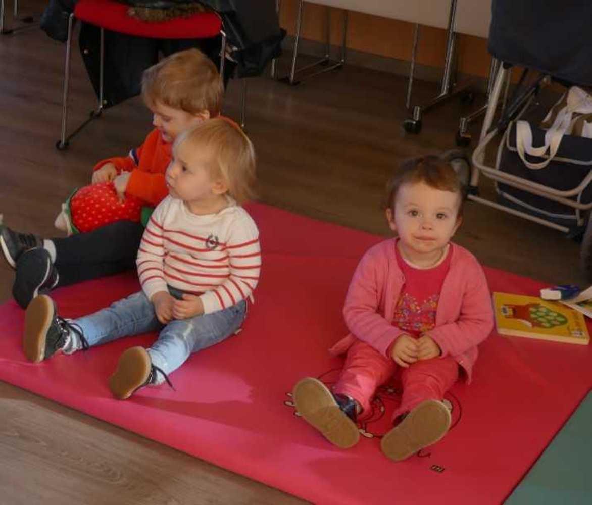 Photos de la séance bébés lecteurs du 14 novembre image4