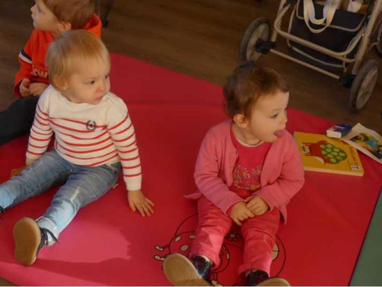 Photos de la séance bébés lecteurs du 14 novembre image6
