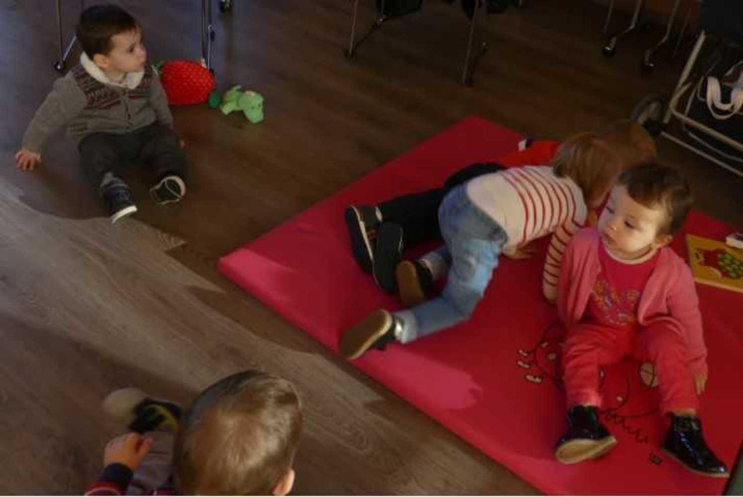 Photos de la séance bébés lecteurs du 14 novembre image7