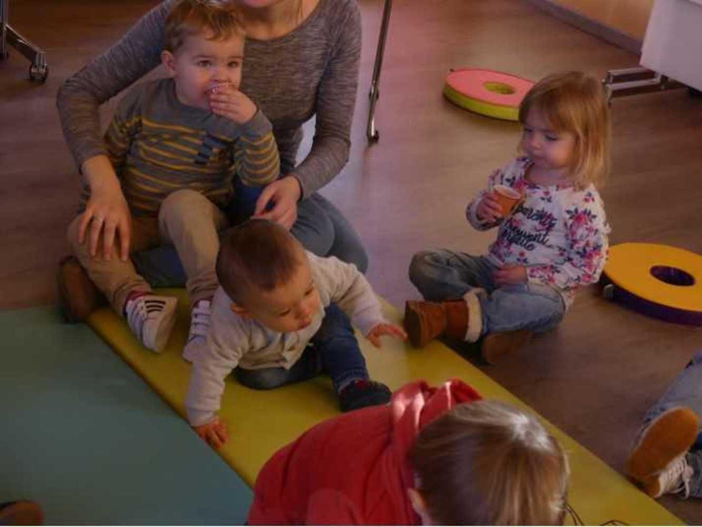 Photos de la séance bébés lecteurs du 14 novembre image9