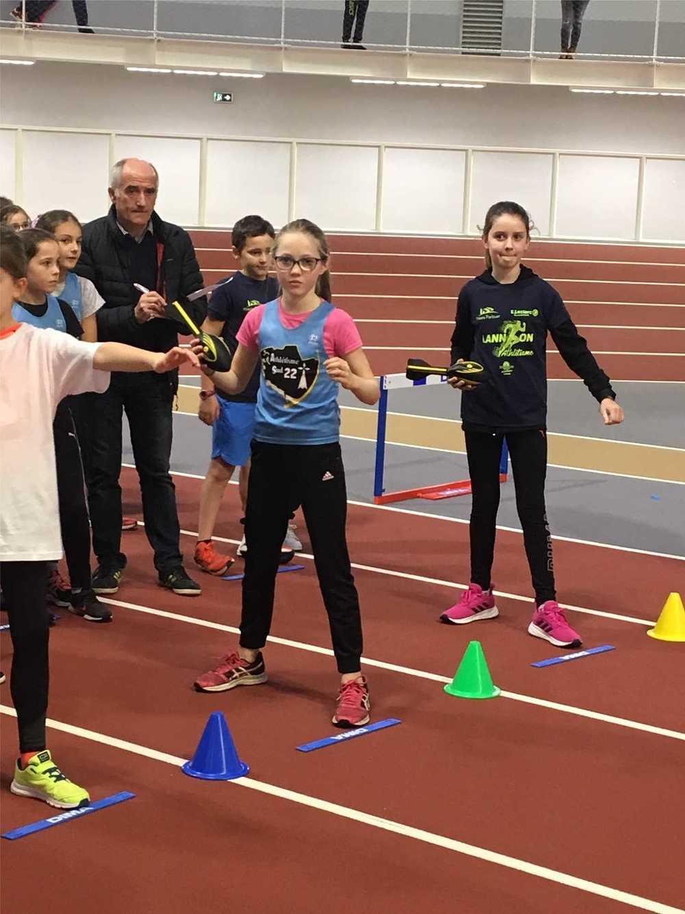 JSP Athlétisme : photos de la rencontre départementale image3