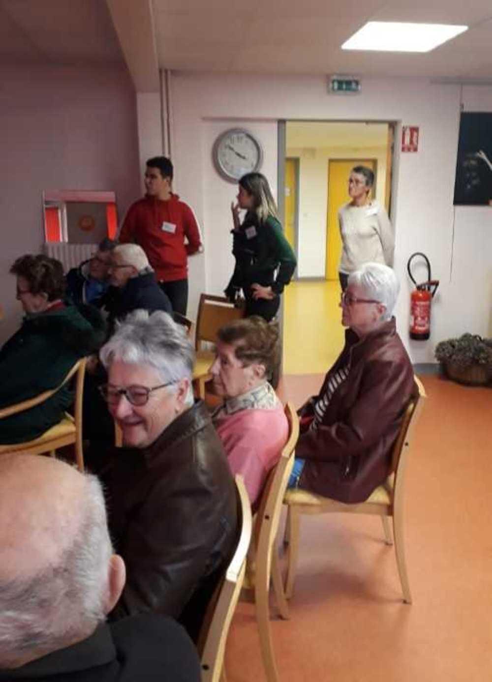 Photos et vidéo des portes ouvertes à la Résidence Kermaria image5