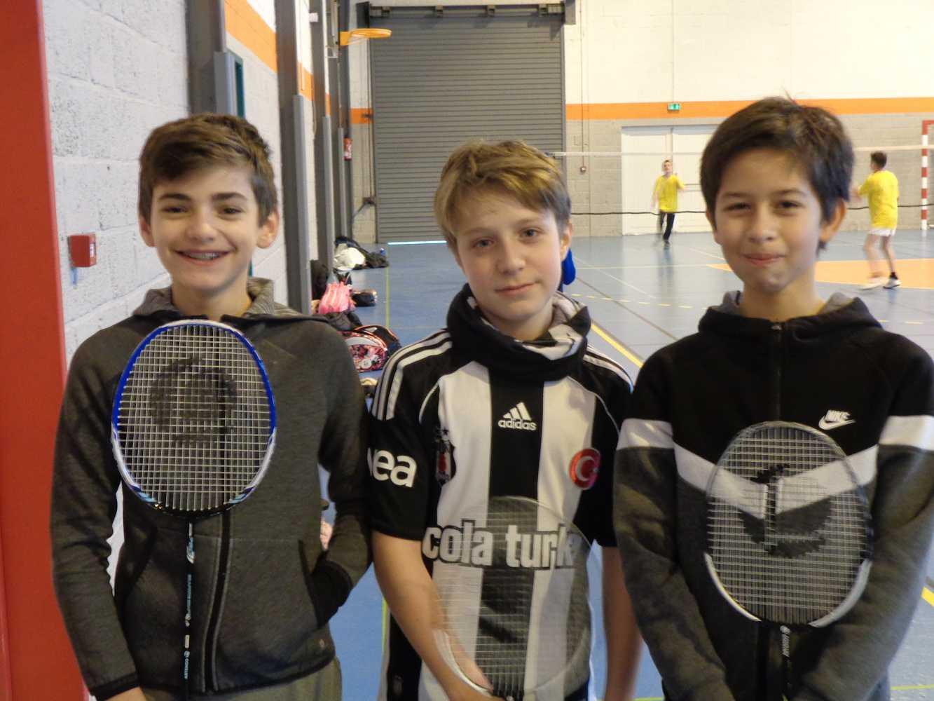 AS : Championat régional de badminton 0