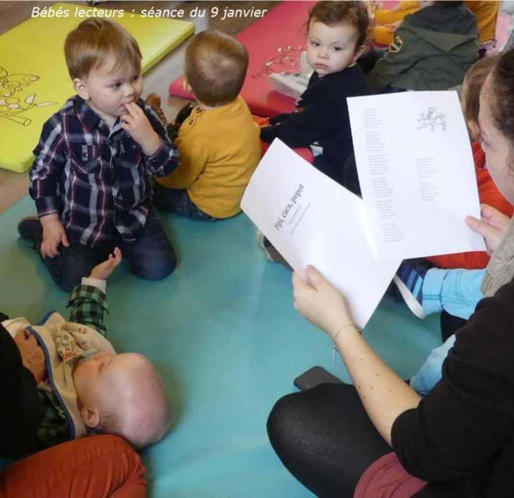 Photos des bébés lecteurs du 9 janvier image3