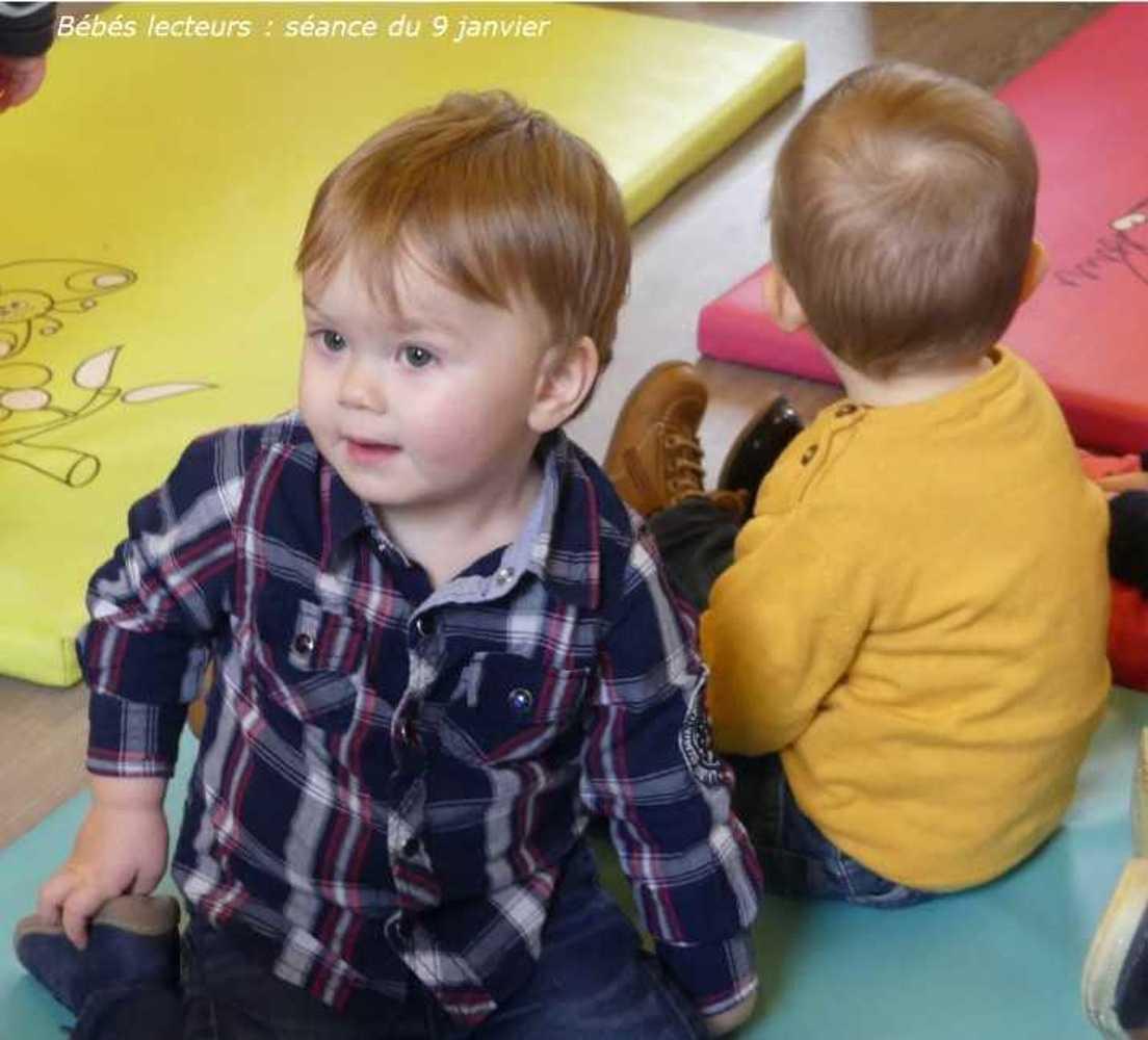 Photos des bébés lecteurs du 9 janvier image4