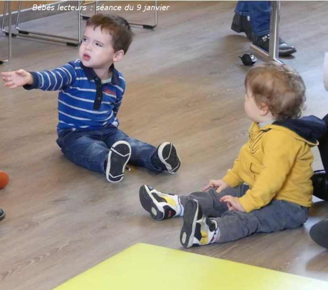 Photos des bébés lecteurs du 9 janvier image5