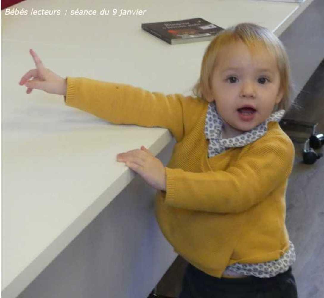 Photos des bébés lecteurs du 9 janvier image6