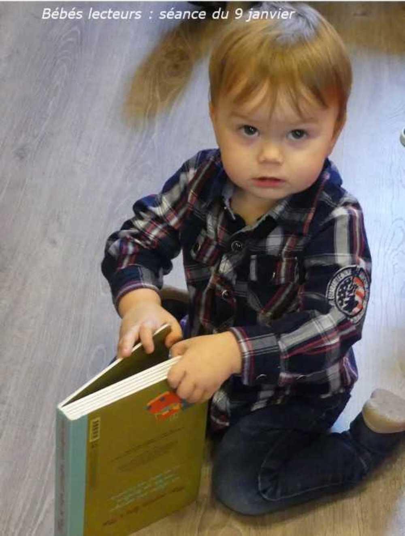 Photos des bébés lecteurs du 9 janvier image8