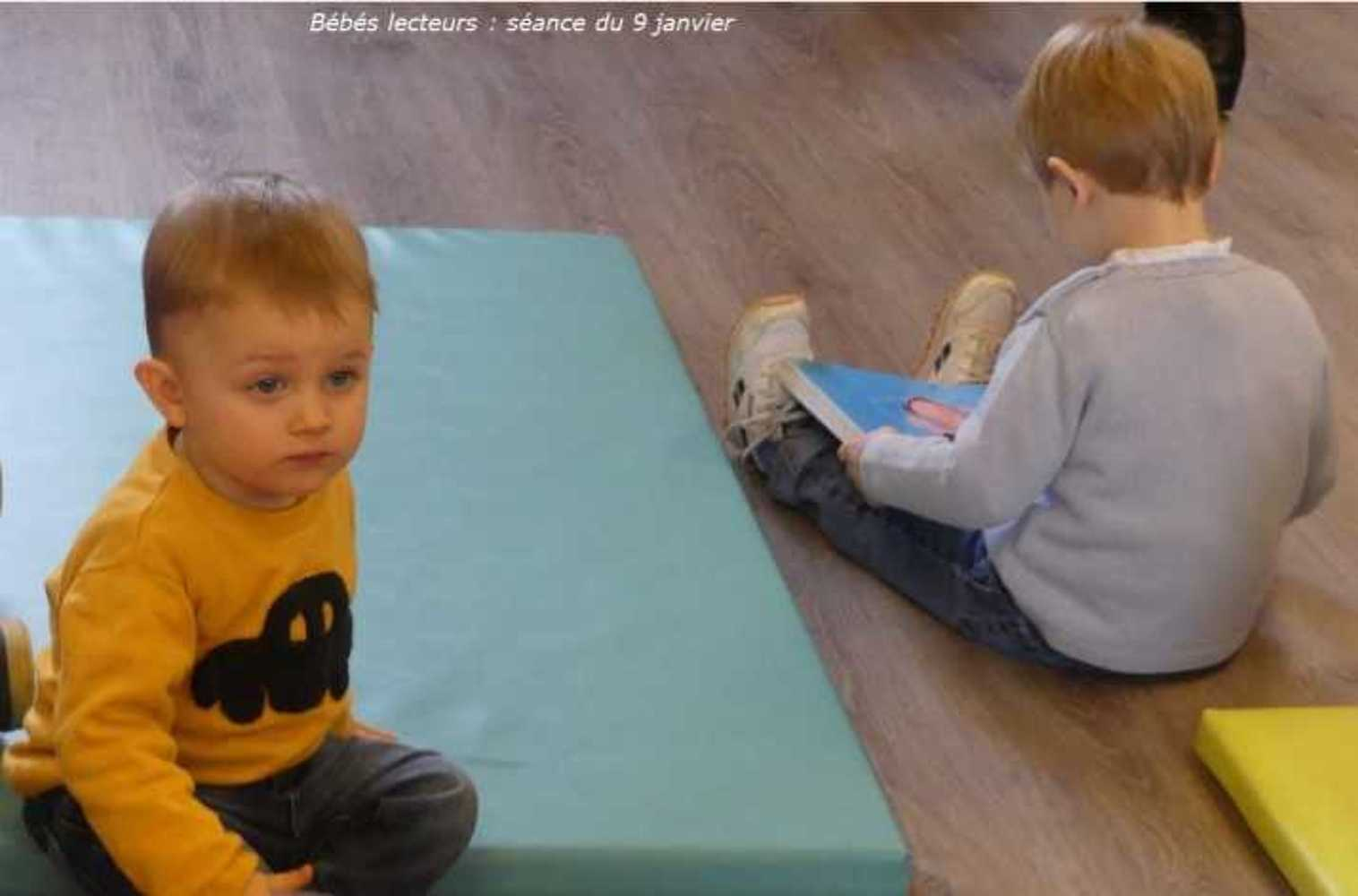 Photos des bébés lecteurs du 9 janvier image9