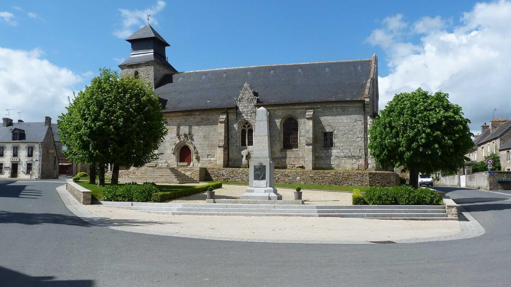 Vidéo de la visite guidée de l''église Saint-Gal racontée par Jérôme LUCAS 0