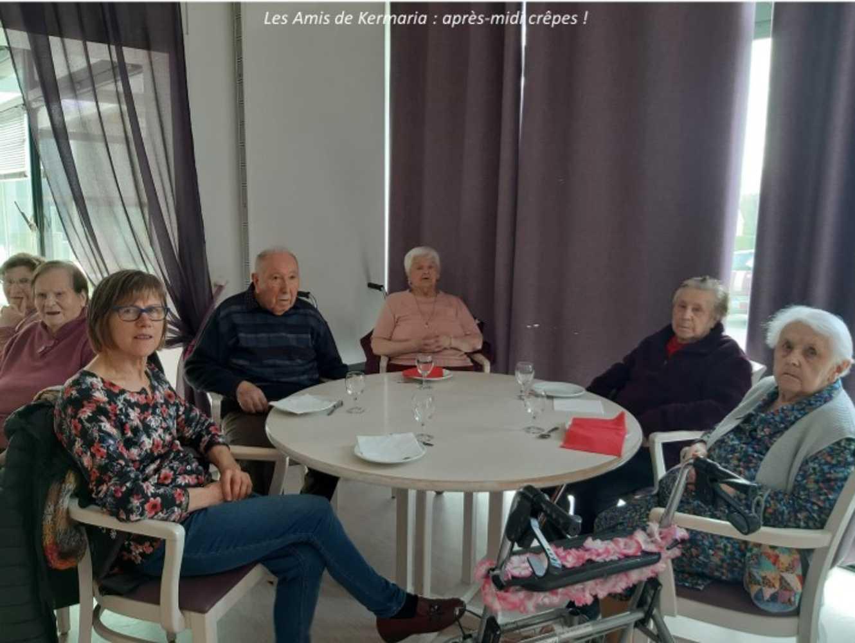 Les Amis de Kermaria : photos de l''après-midi crêpes ! 0