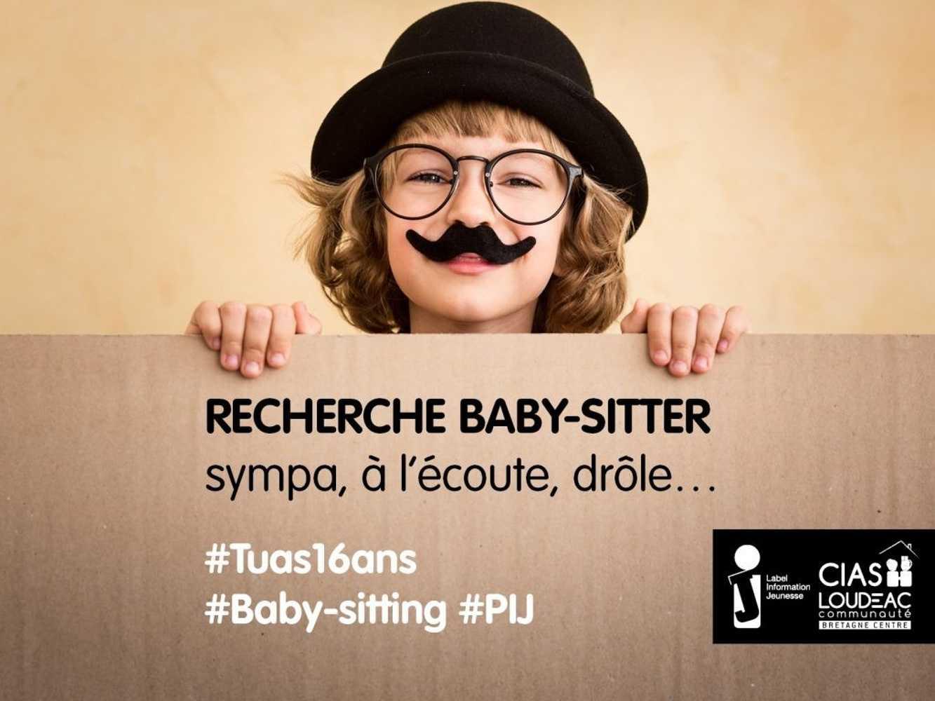 CIAS DE LOUDÉAC : opération baby-sitting 0