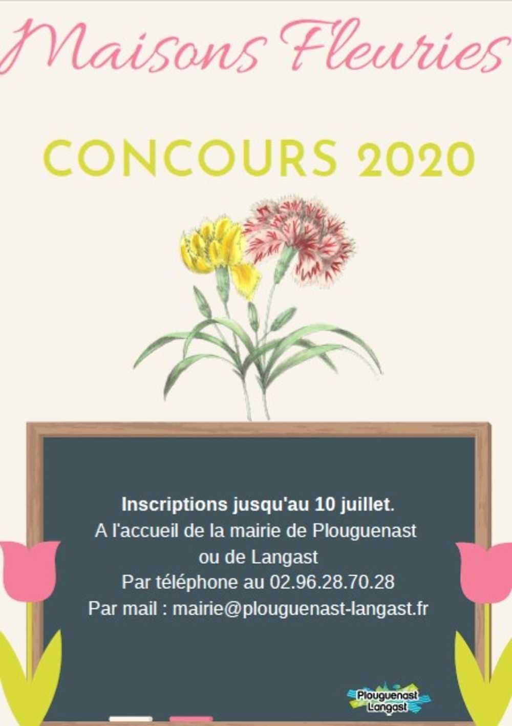 Palmarès : Maisons fleuries 2020 image1