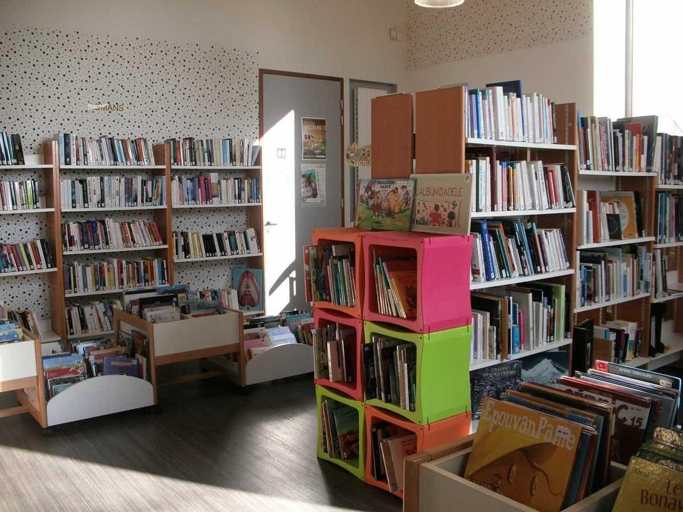 Nouvelle organisation - Bibliothèque 0
