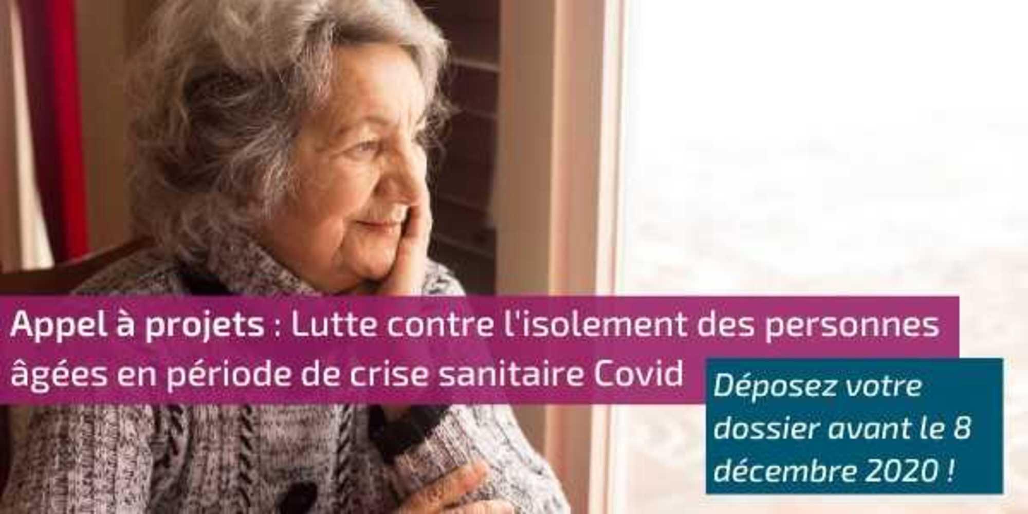 Lutte contre l''isolement des personnes âgées 0