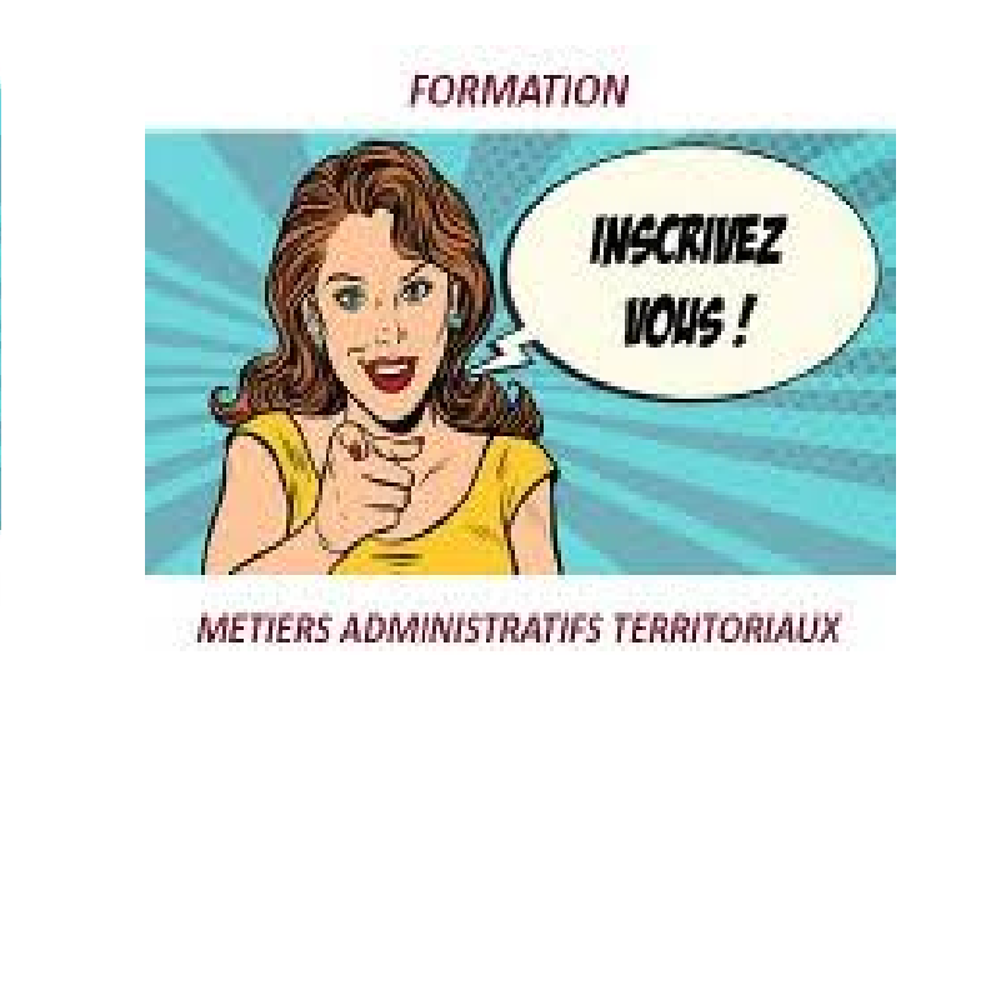 Formation métiers administratifs territoriaux 0