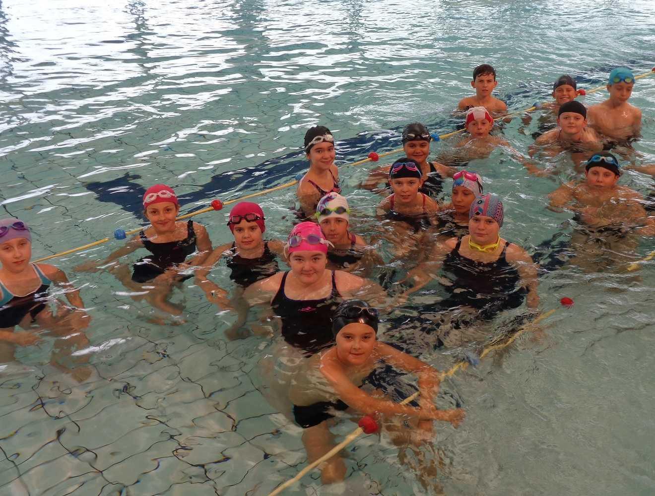 Un cycle piscine pour les élèves de sixième 0