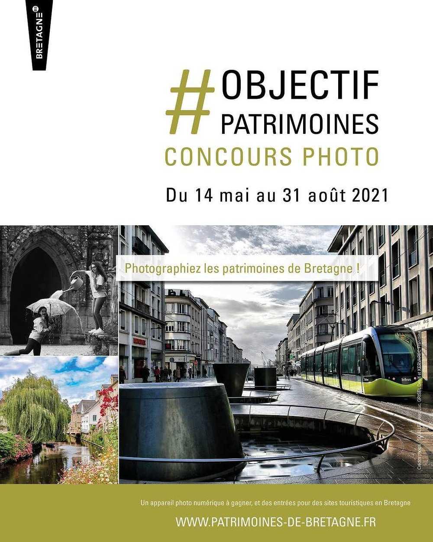 OBJECTIF PATRIMOINE - CONCOURS PHOTO 0