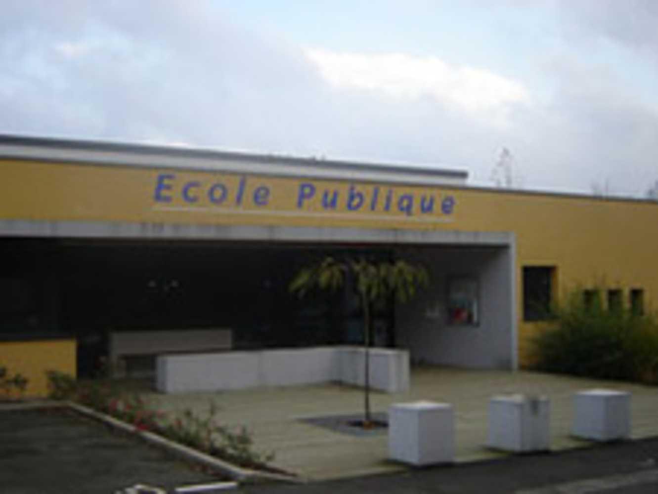 École publique maternelle et primaire 0