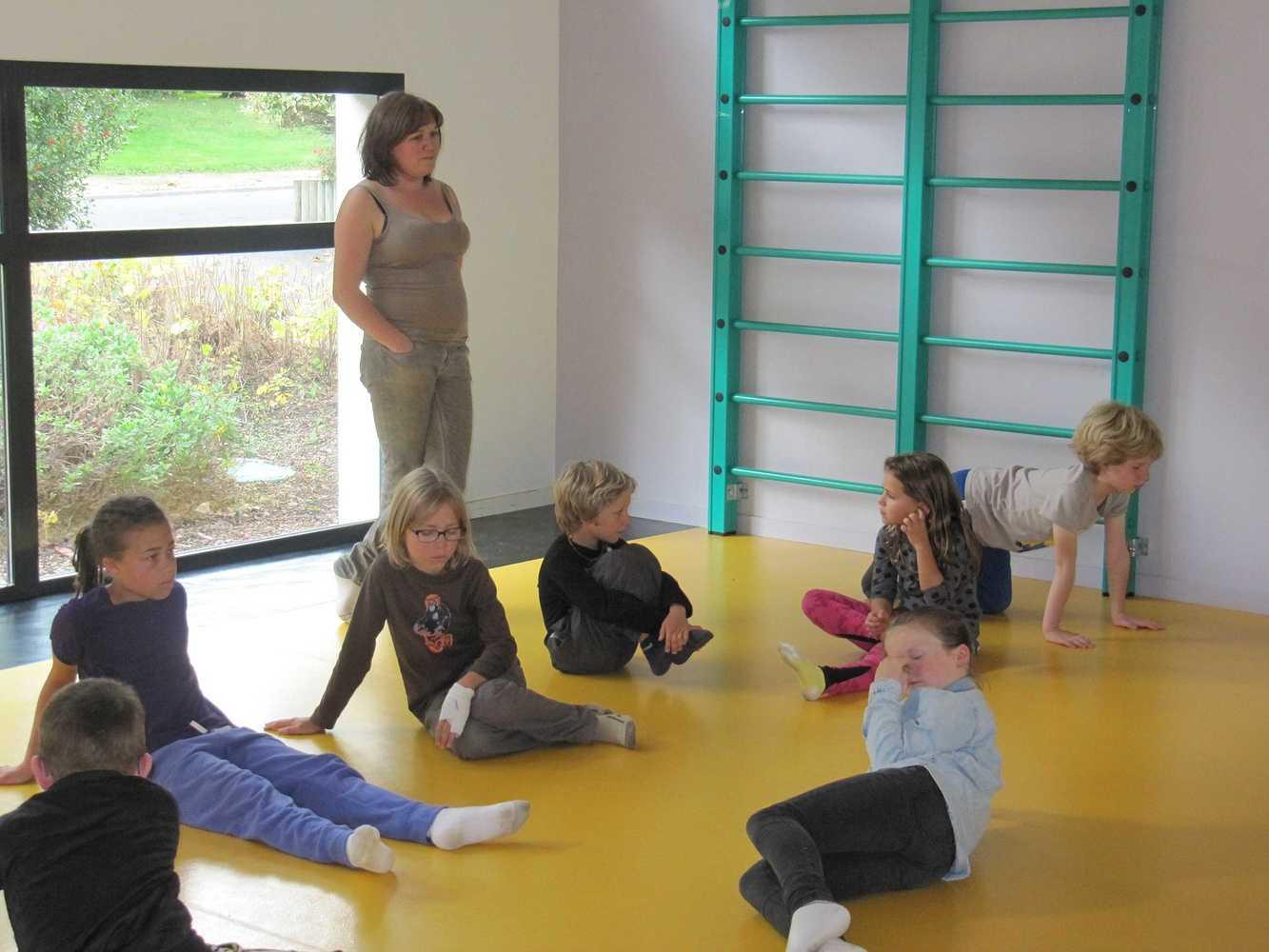 Atelier théâtre jeunese