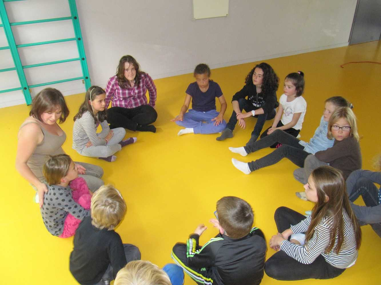 Atelier théâtre jeunesse